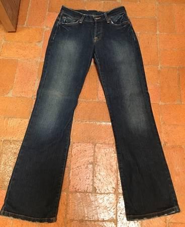 Photo Like New Women39s Lucky Brand Easy Rider Jeans Size 226 - $20 (Santa Fe)