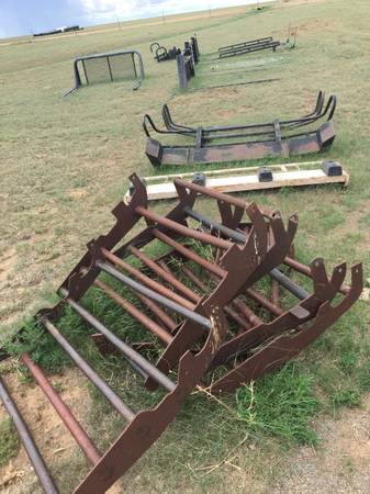 Photo Lot of Headache racks and Grill Guards - $500 (Springer)