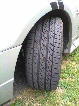 Photo MUSTANG Nitto Motivo All Season Tire - $55 (Santa Fe)