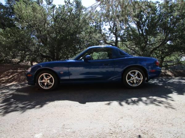 Photo Mazda Miata Hardtop from 10th Anniversary Miata - $1,250 (Santa Fe will show in ABQ)