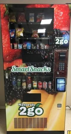 Photo N2G Seaga Vending machine 2017 - $1,300 (Colorado Springs)