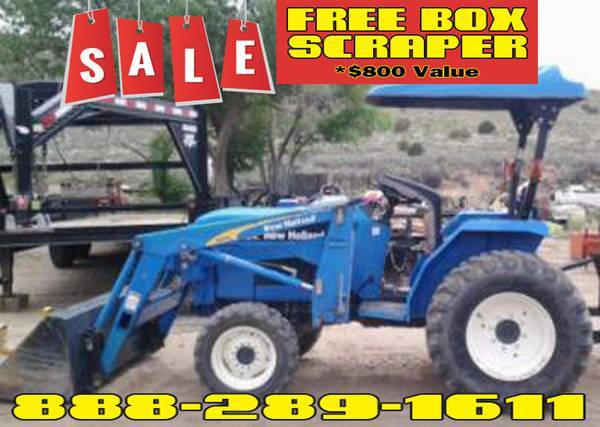 Photo New Holland TC-30 Tractor (Call Us About Our Lay-A-Way Program Today)
