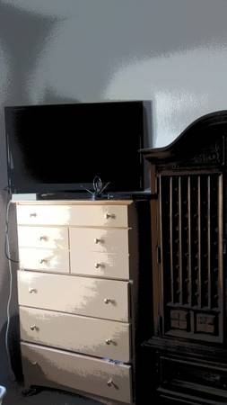 Photo Night stand, Side table, Dresser, Tv stand - $50 (santa fe, NM)