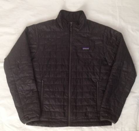 Photo Patagonia Nano Puff Insulated Jacket  Mid-Layer - Men39s Medium - $50 (Santa Fe)