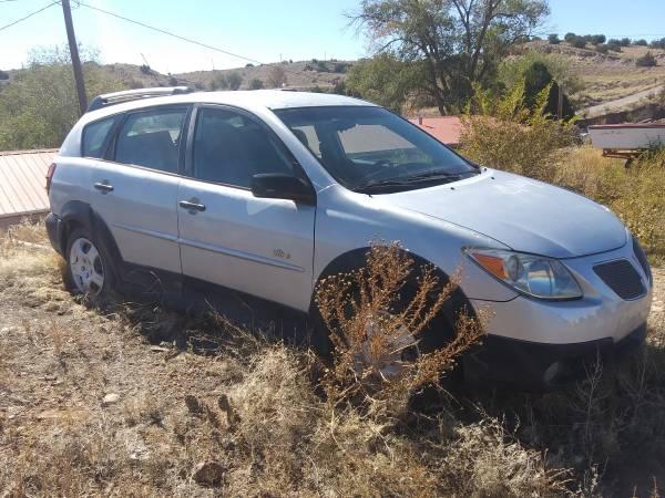 Photo Pontiac Vibe - $400 (Espanola NM)