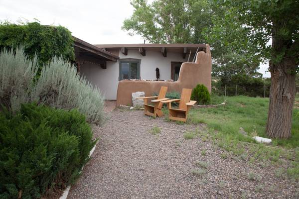 Photo Unique, custom built home for sale (Turquoise trail areaSanta Fe)