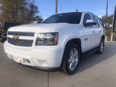 Photo Used 2013 Chevrolet Tahoe 2WD LT w Texas Edition for sale