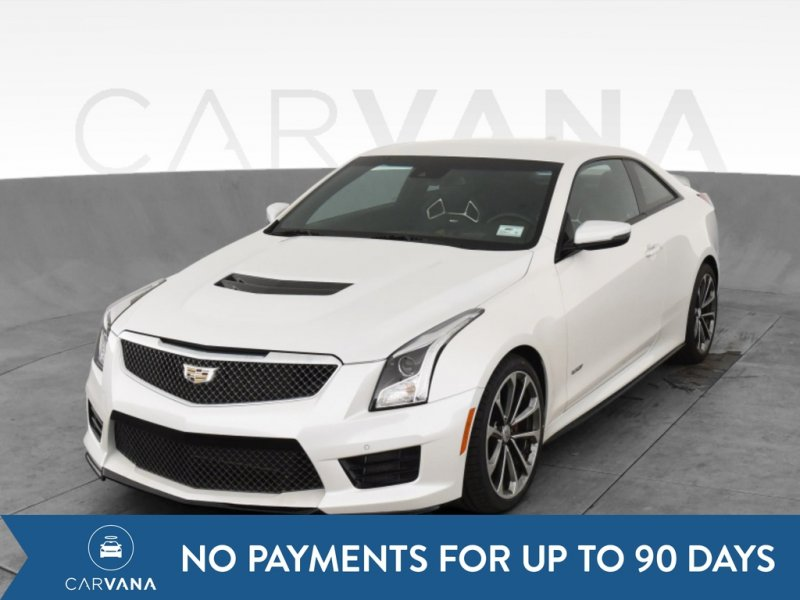 Photo Used 2017 Cadillac ATS V Coupe for sale