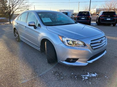 Photo Used 2017 Subaru Legacy Limited for sale