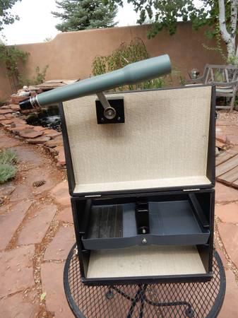 Photo VINTAGE GUN-HO FOUR GUN PISTOL RANGE BOX - $175 (ELDORADO (Near Santa Fe))
