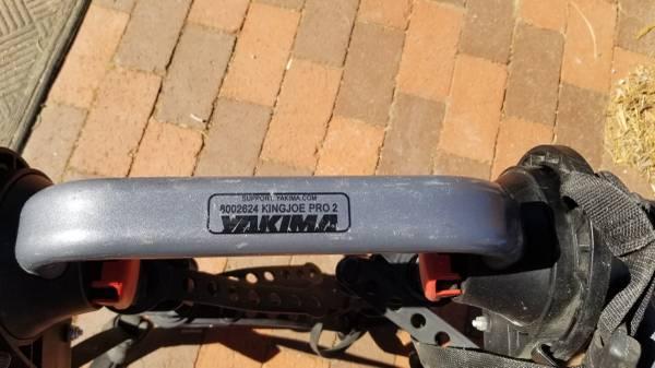 Photo Yakima bike rack - $80 (Santa Fe)