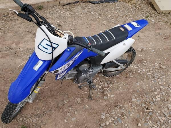 Photo Yamaha TT-R110 - $2,100 (Santa Fe)