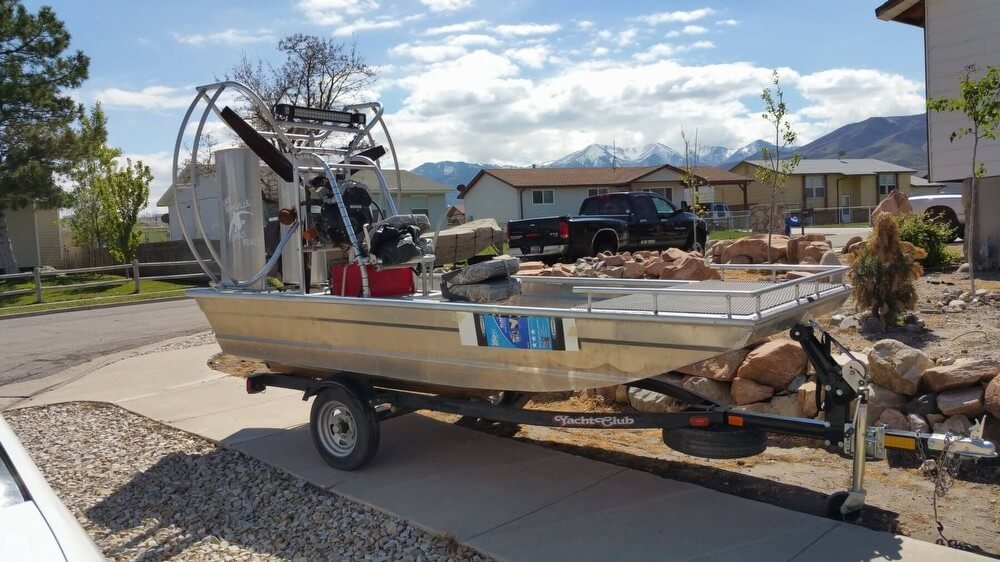 Photo Airboat for sale in 87507