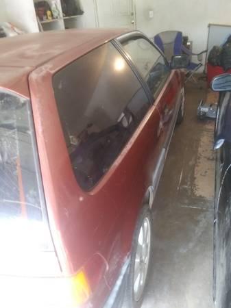 Photo 1989 honda civic hatchback - $1,000 (Santa maria)