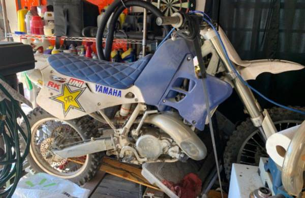 Photo 1996 WR 250 two-stroke - $1,200 (Simi Valley)