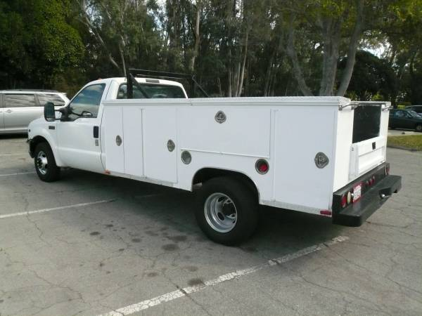 Photo 1999 F-350 Utility Work Truck - $5000 (Santa Barbara)