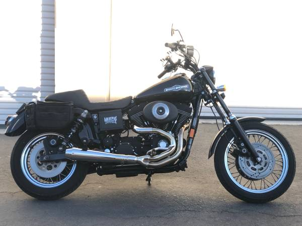 Photo 1999 Harley Davidson FXDX Dyna Superglide Sport - $13,000 (Newbury Park)