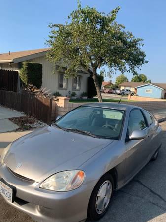 Photo 2000 Honda Insight - $2,800 (santa maria)