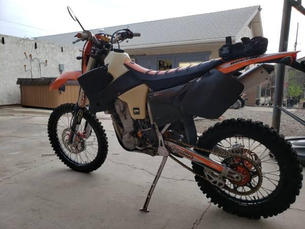 Photo 2003 KTM 450 EXC (Street legal) - $3,900 (Simi Valley)