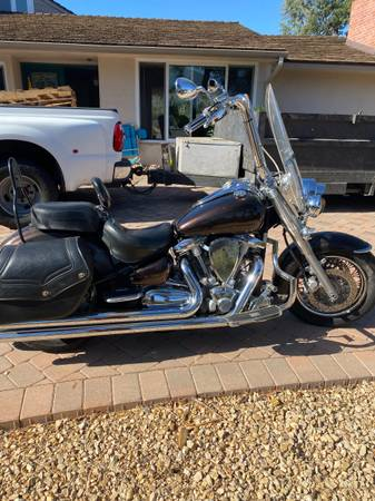 Photo 2003 Yamaha Road Star 1600 - $4,000 (santa barbara)
