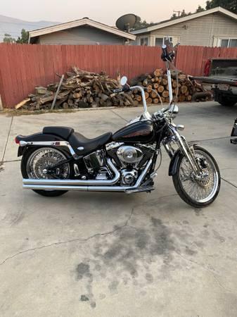 Photo 2004 Harley Davidson Springer - $12,000 (Santa Paula)