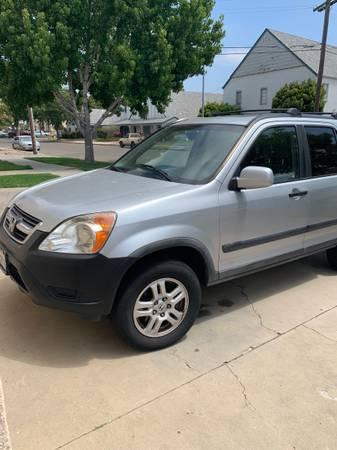 Photo 2004 Honda Cr-v - $5000 (Santa Maria)