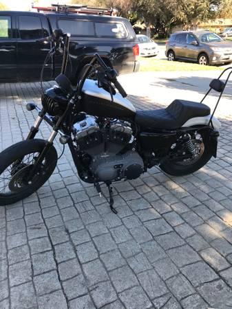 Photo 2008 Harley Nightster 1200 - $6,000 (Lompoc)