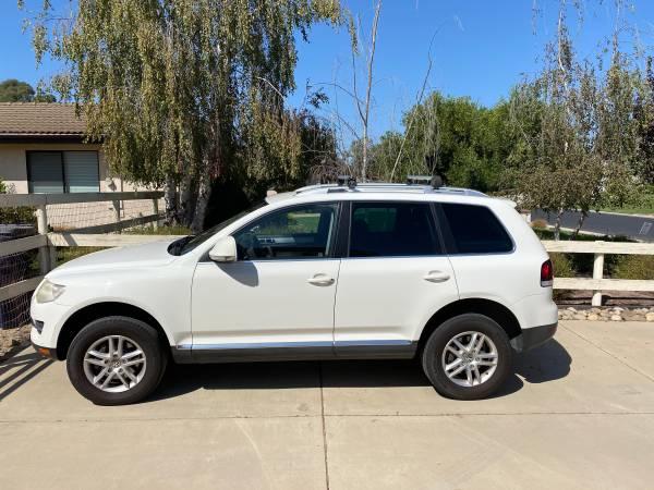 Photo 2008 VW Touareg - $5,200 (Santa Maria)
