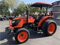 Photo 2018 Kubota Tractor up for Auction OnlineOct.24th (Atascadero)
