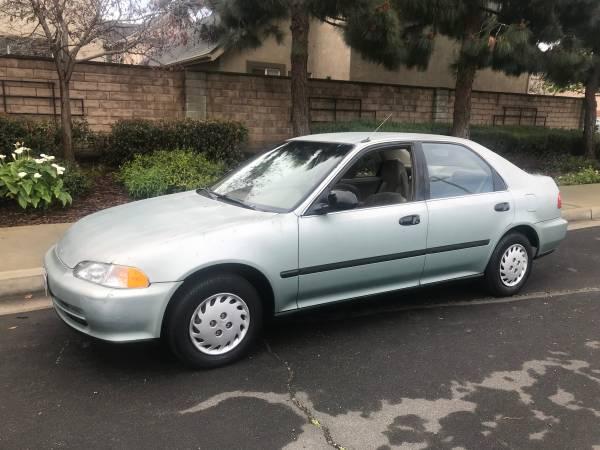 Photo 92 Honda Civic $1500 - $1500 (Santa Maria)