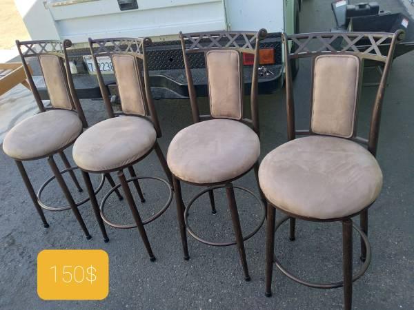 Photo A lot of furniture items for sale (santa maria)