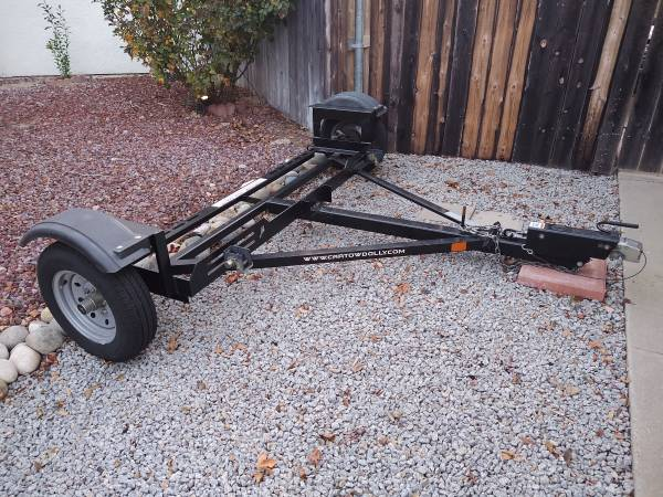 Photo Car Tow Dolly - $1200 (Lompoc)