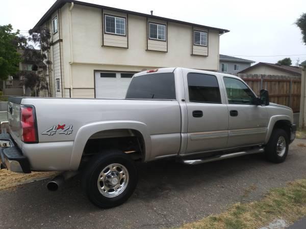 Photo Chevrolet 4x4 LBZ Diesel Duramax 2500 HD 4x4 - $21,000