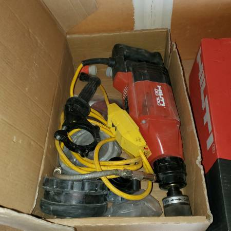 Photo Core drill (Lompoc)