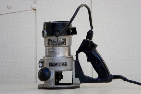 Photo D-Handle Porter-Cable Router - $100 (Nipomo)