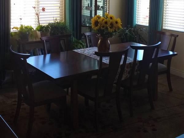 Photo Dining Room - $250 (Santa Maria)