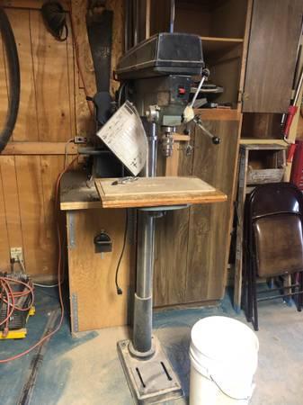 Photo Drill Press - Craftsman - $200 (Lompoc)