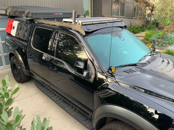 FORD RAPTOR - $105,000 (SANTA BABRARA)
