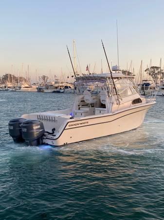 Photo Grady white 300 marlin - $140,000 (Montecito sb)