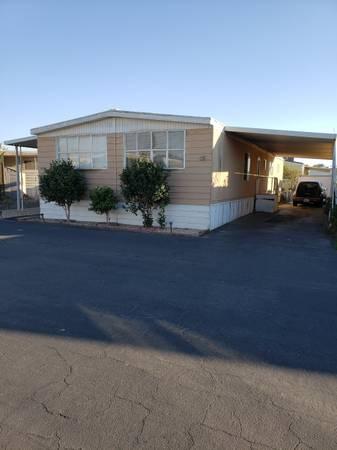 Photo Great price 2 bed2 bath mobile home (Santa Maria)