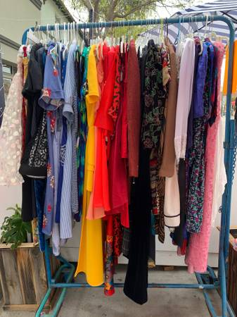 Photo HUGE inventory of New, Used and Vintage Clothing - GARAGE SALE prices (Ventura)