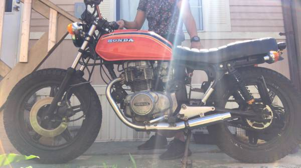 Photo Honda CB400 1978 - $2,800 (Santa Maria)