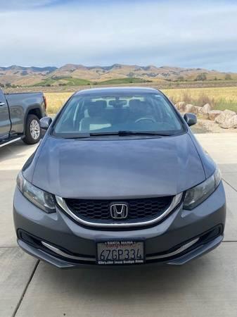 Photo Honda Civic 2013 - $8,000 (Santa Maria)