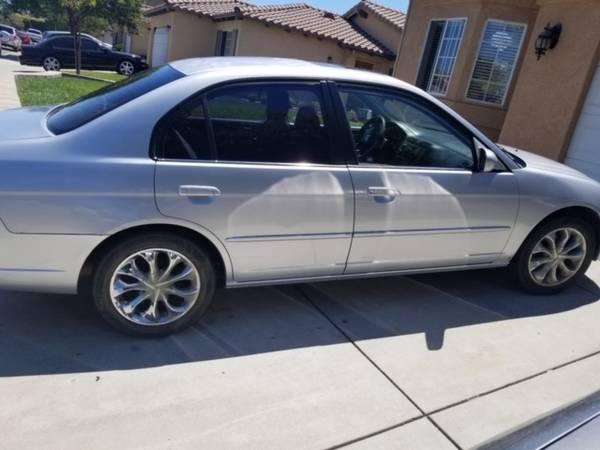 Photo Honda Civic EX - $3300 (Santa Maria)