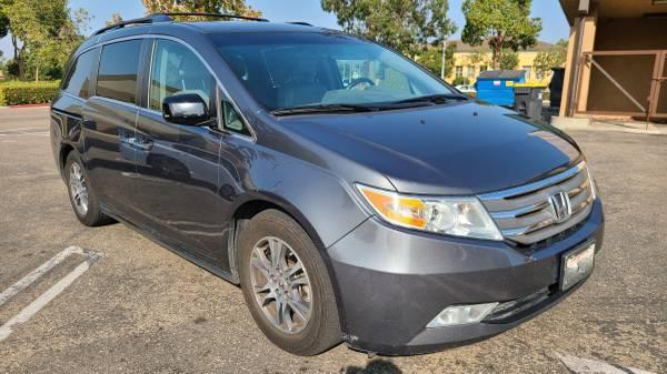 Photo Honda Odysee 2013 - $12,000 (Santa Maria)