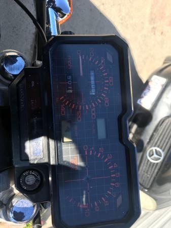 Photo Honda cb 650 nighthawk - $1,800 (Santa Maria)