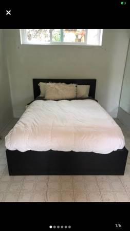Photo IKEA bed set - $300 (Santa Maria)