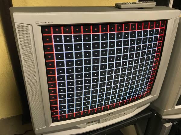 Photo JVC D-Series CRT TV - $100 (Lompoc)