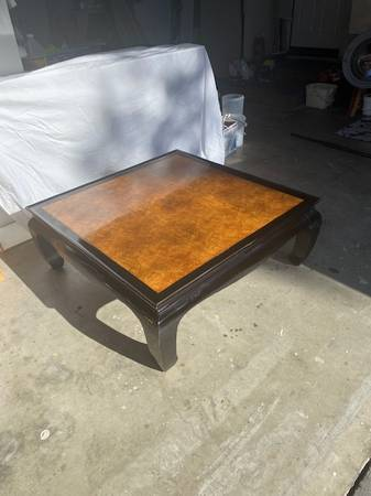 Photo Large Asian style coffee table - $85 (Nipomo)