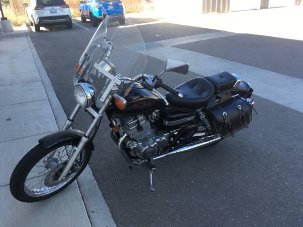 Photo Like New Honda Rebel - $2,900 (Orcutt)